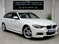 2013 BMW 3 SERIES 2.0 318D M SPORT TOURING 5d 141 BHP £11680.00