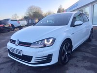 USED 2013 63 VOLKSWAGEN GOLF 2.0 GTI 3d 218 BHP