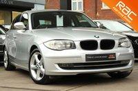 USED 2009 59 BMW 1 SERIES 2.0 116I SPORT 5d 121 BHP