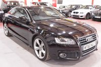 2011 AUDI A5 2.0 TFSI S LINE SPECIAL EDITION 2d 178 BHP £9985.00