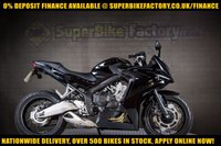 USED 2015 15 HONDA CBR650 650CC 0% DEPOSIT FINANCE AVAILABLE GOOD & BAD CREDIT ACCEPTED, OVER 500+ BIKES IN STOCK