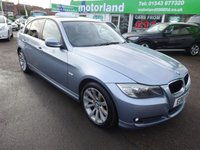 USED 2010 10 BMW 3 SERIES 2.0 318D SE BUSINESS EDITION 4d 141 BHP ***SAT NAV....BUSINESS EDITION***