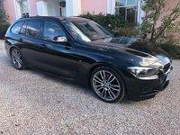 2013 BMW 3 SERIES 2.0 320D M SPORT TOURING 5d 181 BHP £13995.00