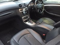 USED 2008 02 MERCEDES-BENZ CLK 2.1 CLK220 CDI SPORT 2d AUTO 148 BHP