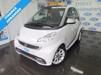 2013 SMART FORTWO 1.0 PASSION MHD 2d AUTO 71 BHP £5495.00