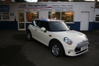 2014 MINI HATCH COOPER 1.5 COOPER D 3d 114 BHP £SOLD