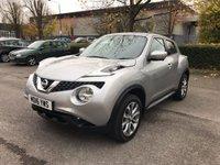 2016 NISSAN JUKE 1.6 TEKNA XTRONIC 5d AUTO 117 BHP £SOLD