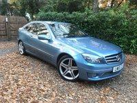 2010 MERCEDES-BENZ CLC CLASS 2.1 CLC220 CDI SPORT 3d AUTO 150 BHP £6989.00