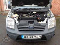 USED 2013 63 FORD TRANSIT CONNECT 1.8 T200 LR 1d 74 BHP