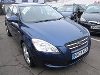 USED 2009 09 KIA CEED AUTOMATIC 1.6 GS 5d  121 BHP