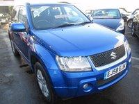 USED 2008 58 SUZUKI GRAND VITARA AUTOMATIC 2.0 16V 5d 139 BHP