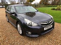 USED 2010 10 SUBARU LEGACY 2.5 I SE 5d AUTO 167 BHP HEATED LEATHER
