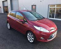 USED 2008 58 FORD FIESTA 1.4 TITANIUM THIS VEHICLE IS AT SITE 2 - TO VIEW CALL US ON 01903 323333