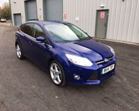 USED 2014 14 FORD FOCUS 1.6 TDCI TITANIUM X 115 BHP THIS VEHICLE IS AT SITE 2 - TO VIEW CALL US ON 01903 323333