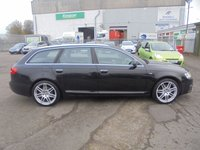 USED 2011 M AUDI A6 2.0 AVANT TDI S LINE SPECIAL EDITION 5d AUTO 168 BHP