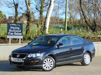 "USED 2007 VOLKSWAGEN PASSAT 1.9 TDI S 4d 103 BHP LOCAL CAR, 16"" ALLOYS, ELECTRIC MIRRORS"