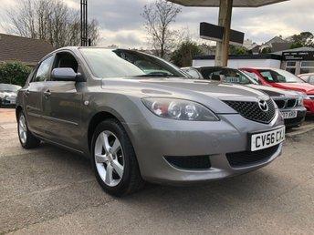 2006 MAZDA 3 1.6 TS2 Hatchback 5dr £1695.00