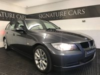 USED 2008 58 BMW 3 SERIES 2.0 320D EDITION SE TOURING 5d 174 BHP