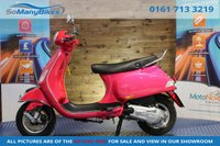 2014 PIAGGIO VESPA LX Vespa - Stunning Pink! - Low miles - BUY NOW PAY NOTHING FOR 2 MONTHS 		 £2395.00