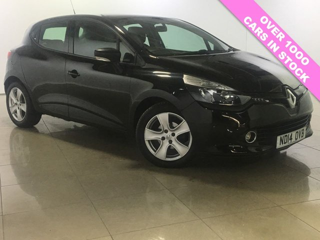 View our 2014 14 RENAULT CLIO 1.5 EXPRESSION PLUS ENERGY DCI ECO2 S/S 5d 90 BHP