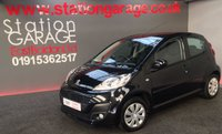 USED 2013 63 PEUGEOT 107 1.0 ACTIVE 5d 68 BHP  NICE FULL SERVICE HISTORY CAR WITH FREE ROAD TAX