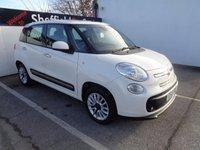 2013 FIAT 500L 0.9 TWINAIR LOUNGE 5d 105 BHP £6475.00