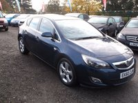 USED 2010 60 VAUXHALL ASTRA 1.7 SRI CDTI 5d 108 BHP Economical  and stylish.-  Excellent spec, Drives superbly !!