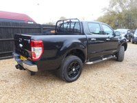 USED 2015 65 FORD RANGER PICK UP, 2.2 LIMITED 4X4 DCB TDCI 4d 150 BHP (NAV)