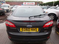 USED 2010 60 FORD MONDEO 1.8 ZETEC TDCI 5d 125 BHP 1 OWNER FULL HISTORY