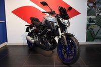USED 2015 64 YAMAHA MT 125 124cc Race Blu
