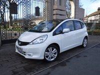 2014 HONDA JAZZ 1.3 I-VTEC EX 5d AUTO 98 BHP £9894.00