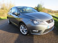USED 2013 13 SEAT IBIZA 1.6 CR TDI FR 3d 104 BHP BUY NOW PAY NEXT YEAR