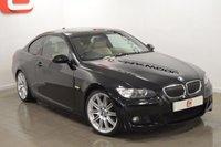 USED 2009 09 BMW 3 SERIES 3.0 325I M SPORT 2d AUTO 215 BHP 19 INCH M SPORT ALLOYS