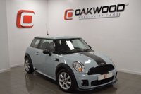 USED 2011 61 MINI HATCH ONE 1.6 ONE 3d 98 BHP *RARE ICE BLUE* MINI SERVICE HISTORY