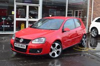 USED 2008 08 VOLKSWAGEN GOLF 2.0 GTI 3d 197 BHP