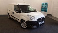 USED 2015 15 FIAT DOBLO 1.6 16V MULTIJET 105 BHP +Long Wheel Base+Low Mileage+Twin Side Loading Doors+Ply Lined+Bluetooth/USB/AUX+ *Over The Phone Low Rate Finance Available*   *UK Delivery Can Also Be Arranged*           ___________       Call us on 01709 866668 or Send us a Text on 07462 824433