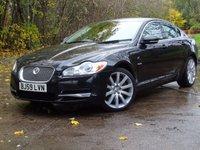 2010 JAGUAR XF 3.0 V6 PREMIUM LUXURY 4d AUTO 240 BHP £9771.00