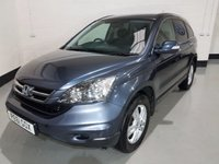 USED 2011 61 HONDA CR-V 2.2 I-DTEC SE 5d 148 BHP Honda Service History / 17 In Alloys / Tidy Example