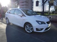 USED 2013 63 SEAT IBIZA 1.2 TSI FR 5d 104 BHP ****FINANCE ARRANGED***PART EXCHANGE***£30 POUND ROAD TAX***