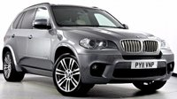 USED 2011 11 BMW X5 3.0 40d M Sport xDrive 5dr [7 Seats] Pan Roof, Pro Media, Hot Seats