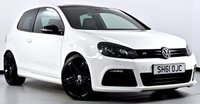 USED 2011 61 VOLKSWAGEN GOLF 2.0 TSI R 4MOTION 5dr [Leather+Sat Nav] 1 Owner, F/S/H, Immaculate!