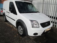 2013 FORD TRANSIT CONNECT 200 TREND SWB 90 PS *TWIN SLD*AIR CON* £6495.00