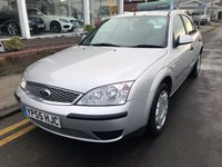 USED 2005 55 FORD MONDEO 2.0 LX TDCI 5d 130 BHP