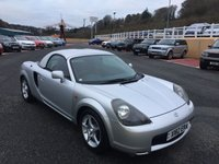 USED 2000 TOYOTA MR2 1.8 1d  Red sports seats, A/C plus hardtop included