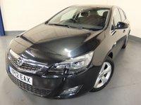 2012 VAUXHALL ASTRA 2.0 SRI CDTI S/S 5d 163 BHP £5790.00