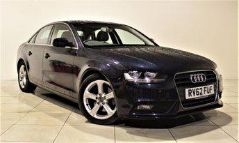 2012 AUDI A4 2.0 TDI SE 4d 134 BHP £10485.00