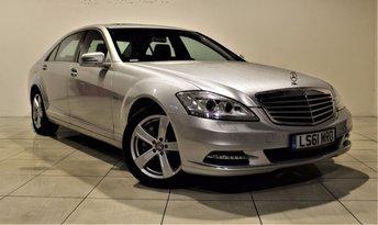 2011 MERCEDES-BENZ S-CLASS 3.0 S350 BLUETEC L 4d AUTO 258 BHP £13985.00
