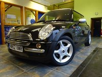2002 MINI HATCH COOPER 1.6 COOPER 3d 114 BHP £3250.00