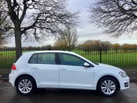 2013 VOLKSWAGEN GOLF 1.6 SE TDI BLUEMOTION TECHNOLOGY 5d 103 BHP £8395.00