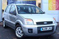 USED 2008 08 FORD FUSION 1.4 ZETEC CLIMATE 5d 78 BHP